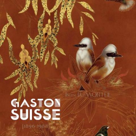 Gaston Suisse - 268 pages, trilingue. Français, Anglais, mandarin